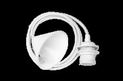 Cord Set white 4005