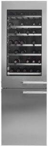 ASKO RWFN2684SL - Fritstående vinkøleskab