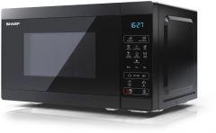 YC-MS02EB Sharp mikroovn 20 liter touch sort