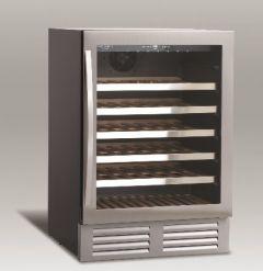 Scandomestic SV 80 - Fritstående vinkøleskab