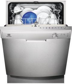 ESF5206LOX Opvaskemaskine til indbygning, 13 kuv, 49 dB(A),