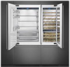 Smeg WI66RS - Integreret vinkøleskab