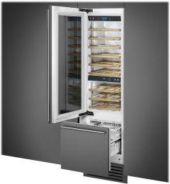 Smeg WI66LS - Integreret vinkøleskab