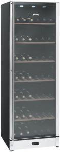 smeg SCV115A - Fritstående vinkøleskab